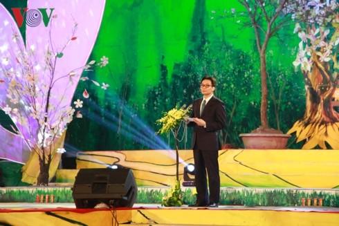 Khai mạc Lễ hội Hoa ban lần thứ VI năm 2019 - ảnh 1