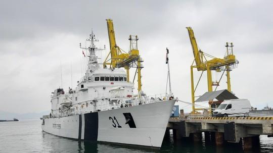 Hai tàu Hải quân Ấn Độ thăm xã giao Việt Nam  - ảnh 1