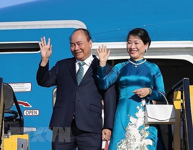 Thủ tướng Nguyễn Xuân Phúc thăm chính thức Romania và Czech - ảnh 1