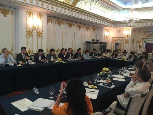 Việt Nam và Cuba chia sẻ kinh nghiệm cải cách doanh nghiệp Nhà nước - ảnh 1