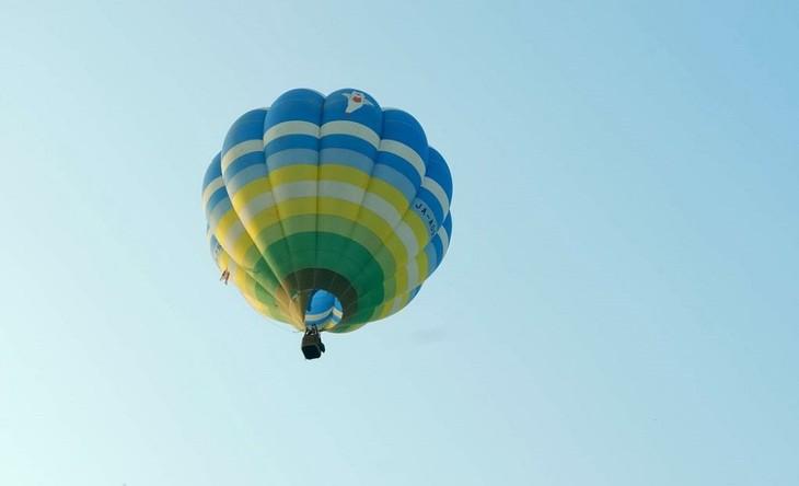 Khai mạc lễ hội khinh khí cầu Huế - ảnh 2