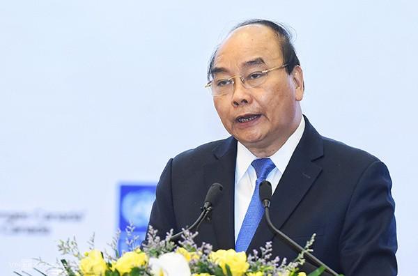 Thủ tướng Nguyễn Xuân Phúc dự Hội nghị khoa học, công nghệ và đổi mới sáng tạo - ảnh 1