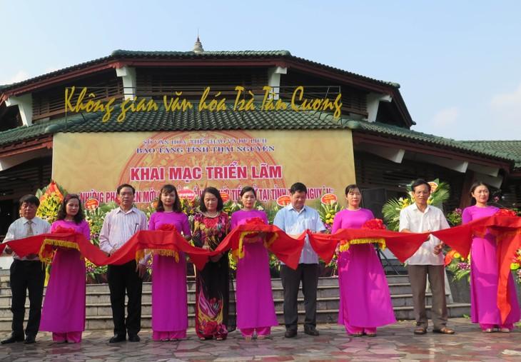 """Khai mạc triển lãm """"Những phát hiện mới khảo cổ học thời tiền sử tại Thái Nguyên""""  - ảnh 1"""
