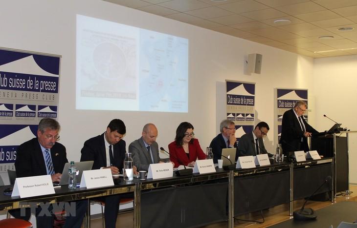 Hội thảo quốc tế về Biển Đông tại Thụy Sĩ - ảnh 1