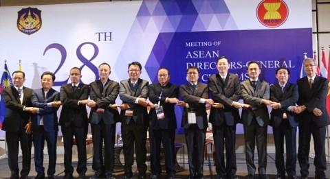 Tăng cường hợp tác hải quan ASEAN  - ảnh 1