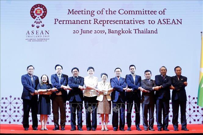 Khai mạc Hội nghị Bộ trưởng ASEAN - ảnh 1