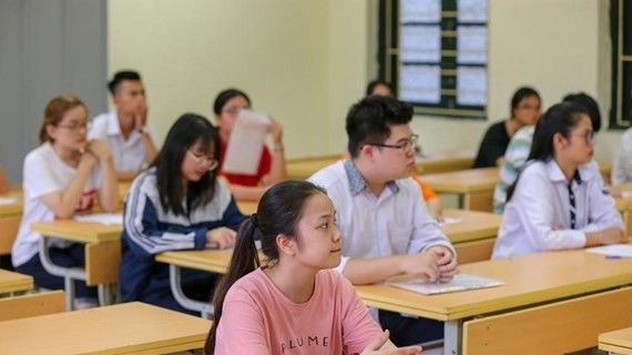 Hơn 887 nghìn thí sinh bước vào ngày thi đầu tiên kỳ thi THPT quốc gia 2019 - ảnh 1