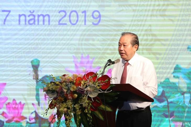 Nâng cao vai trò của Công đoàn Viên chức Việt Nam - ảnh 1