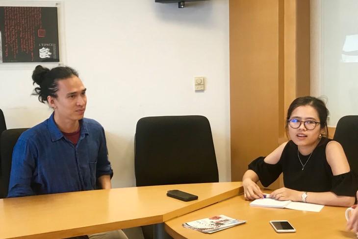 Sáng tạo không giới hạn cùng nghệ sĩ gốc Việt đa tài Xuân Lê - ảnh 3