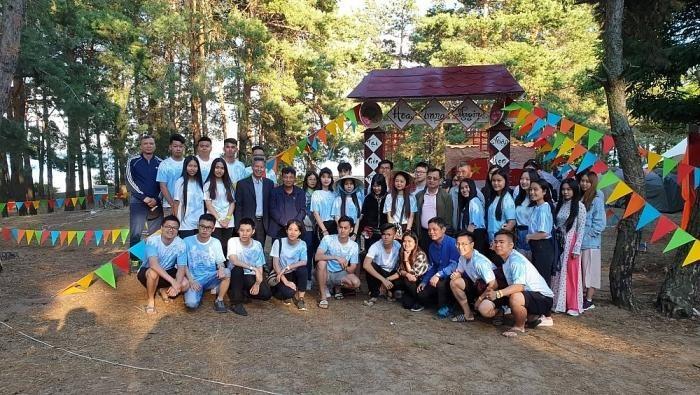 Trại hè thanh niên-sinh viên Việt Nam toàn Ukraine 2019 - ảnh 1