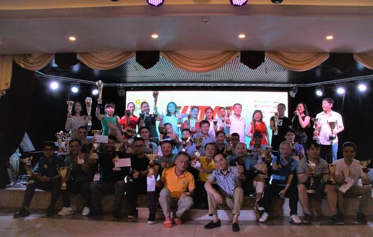 Giải quần vợt ViTAR: Thắt chặt tình đoàn kết trong cộng đồng người Việt tại châu Âu - ảnh 4