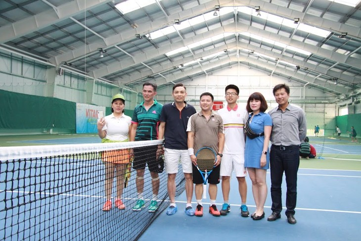 Giải quần vợt ViTAR: Thắt chặt tình đoàn kết trong cộng đồng người Việt tại châu Âu - ảnh 3