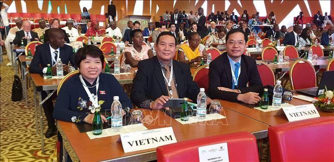 Việt Nam được bầu làm Phó Chủ tịch Liên minh nghị viện Pháp ngữ  - ảnh 1