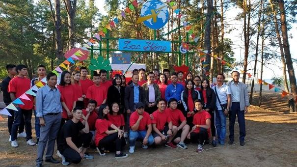 Trại hè thanh niên-sinh viên Việt Nam toàn Ukraine 2019 - ảnh 6