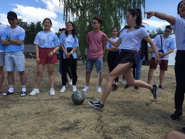 Trại hè thanh niên-sinh viên Việt Nam toàn Ukraine 2019 - ảnh 10