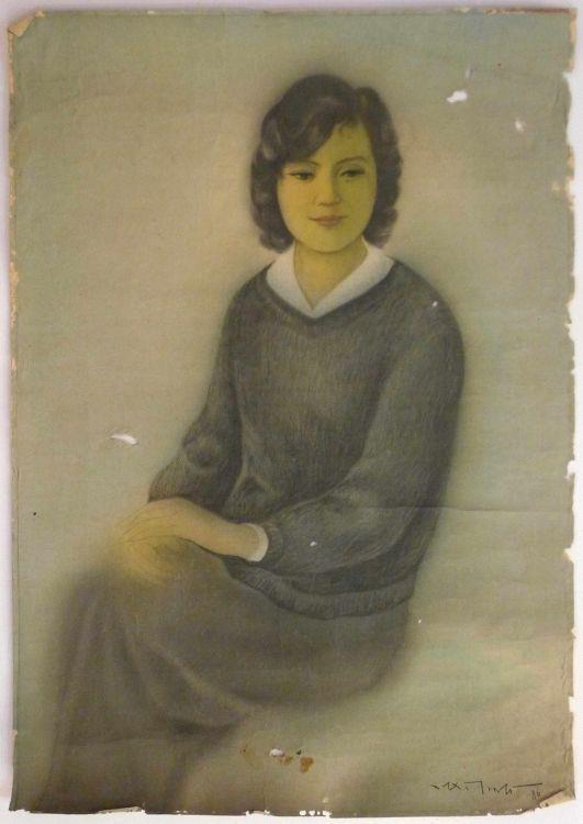 Hoạ sĩ Mai Long: nửa thế kỷ bay bổng cùng lụa - ảnh 4