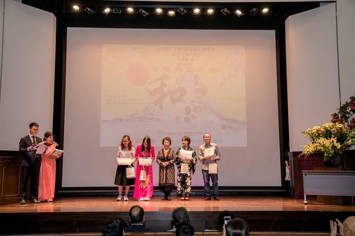 """Cuộc thi """"Hùng biện tiếng Việt - Nhật"""" 2019 - ảnh 4"""