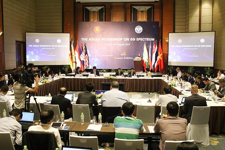 Hội thảo ASEAN về tần số 5G - ảnh 1