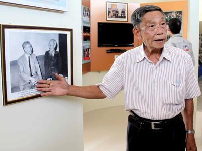 Chủ tịch Hồ Chí Minh trong trái tim người Việt tại Thái Lan - ảnh 2