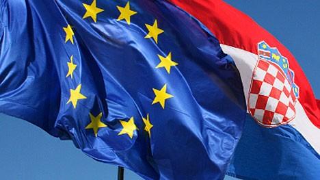 Kesempatan dan tantangan  ketika Croatia  masuk ke Uni Eropa. - ảnh 2