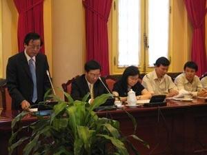 Kantor Presiden  mengumumkan semua Undang-Undang, Peraturan Negara yang diesahkan oleh MNVN - ảnh 1