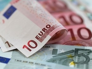 Pertemuan Kelompok Para Menteri Keuangan Eurozone - ảnh 1