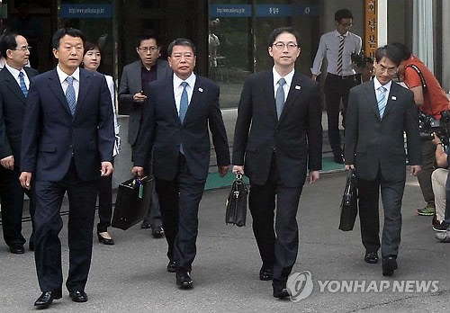 RDR Korea dan Republik Korea meneruskan perundingan tentang masalah Kaesong - ảnh 1