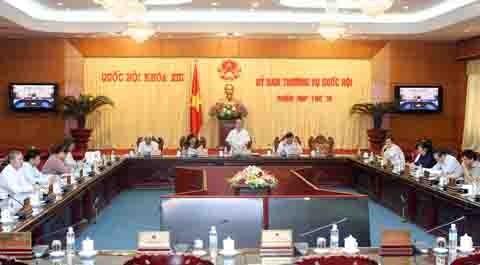 Komunike  persidangan ke-19 Komite Tetap MN Vietnam angkatan ke-13. - ảnh 1