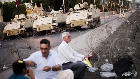 Badan Jaksa Mesir melakukan investigasi  terhadap Presiden Morsi - ảnh 1