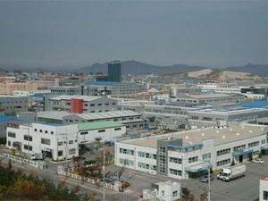 Zona Industri bersama Kaesong - sumbat penting dalam hubungan antara dua bagian negeri Korea - ảnh 1