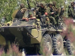 Rusia membasmi kelompok pembangkang  yang menyerang mobil polisi di Daghestan - ảnh 1