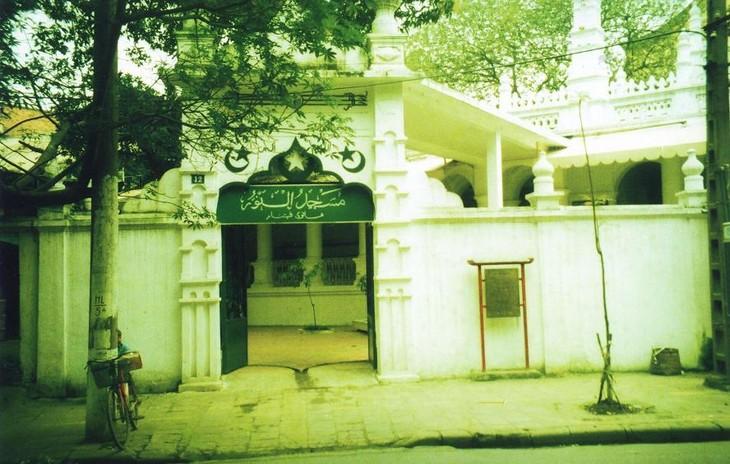 Perkenalan tentang Masjid Al-Noor di kota Hanoi - ảnh 1