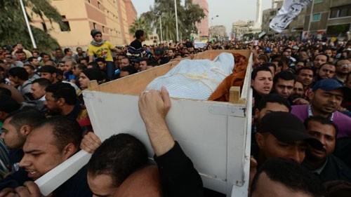 Pemerintah Mesir bertekat  menindas  huru-hara - ảnh 1