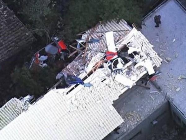 Pesawat helikopter jatuh di Brasil, semua penumpang tewas - ảnh 1