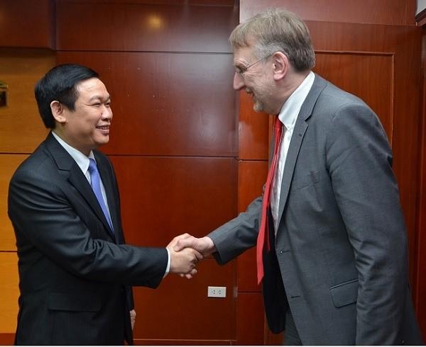 EU dan Vietnam berupaya melakukan perundingan untuk bisa menandatangani FTA - ảnh 1