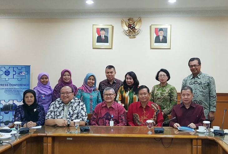 Mendorong kerjasama penelitian mengenai ilmu pengetahuan Vietnam-Indonesia - ảnh 1