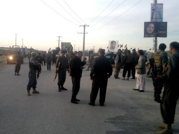 Afghanistan memperkuat keamanan dalam menjaga propinsi Helmand - ảnh 1