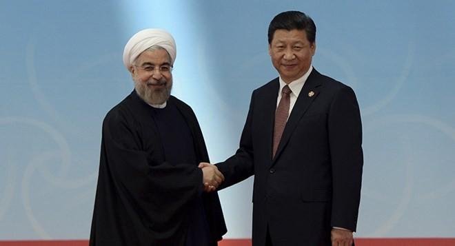 Tiongkok dan Iran berkomitmen memperkuat kerjasama di banyak bidang - ảnh 1