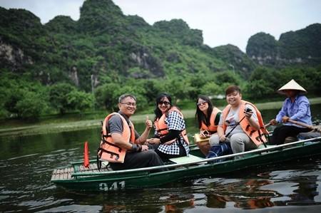Menyosialisasikan pusaka di Vietnam Utara kepada semua Perusahaan Pariwisata Perjalanan Indonesia - ảnh 4