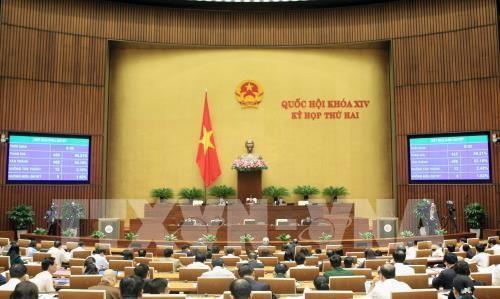 MN Vietnam mengesahkan Resolusi alokasi anggaran keuangan pusat tahun 2017 - ảnh 1