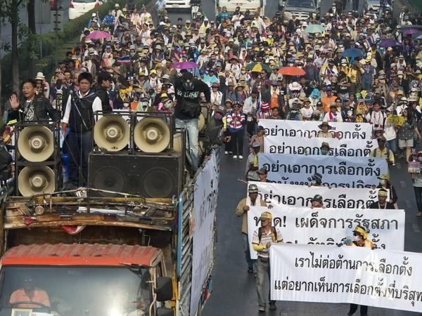 Таиланд: DSI предложил Угловному суду страны выдать ордер на арест лидеров демонстраций - ảnh 1