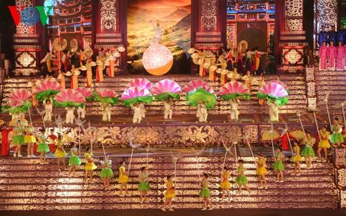 Открытие фестиваля Хюэ-2014 - ảnh 4