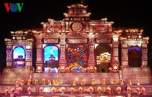 Открытие фестиваля Хюэ-2014 - ảnh 5