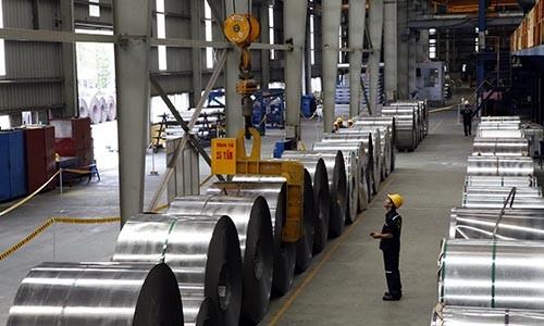 В производственном секторе Вьетнама наблюдаются признаки улучшения - ảnh 1