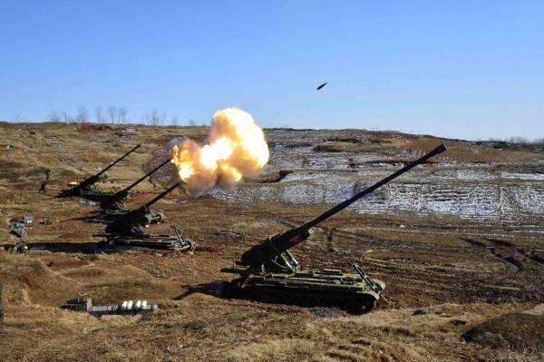 КНДР запустила две ракеты малой дальности - ảnh 1