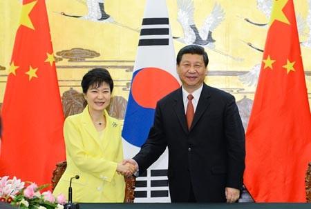 Многозначительная поездка главы китайского государства в Республику Корея - ảnh 2