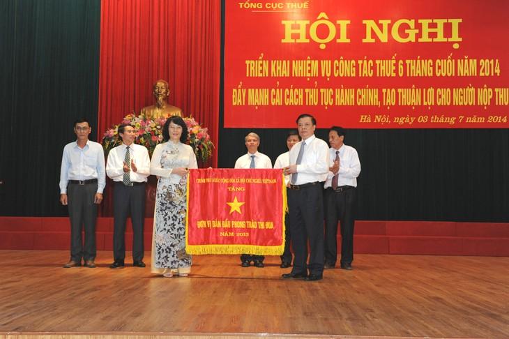 Минфин Вьетнама выполняет задачи на оставшиеся 6 месяцев текущего года - ảnh 1