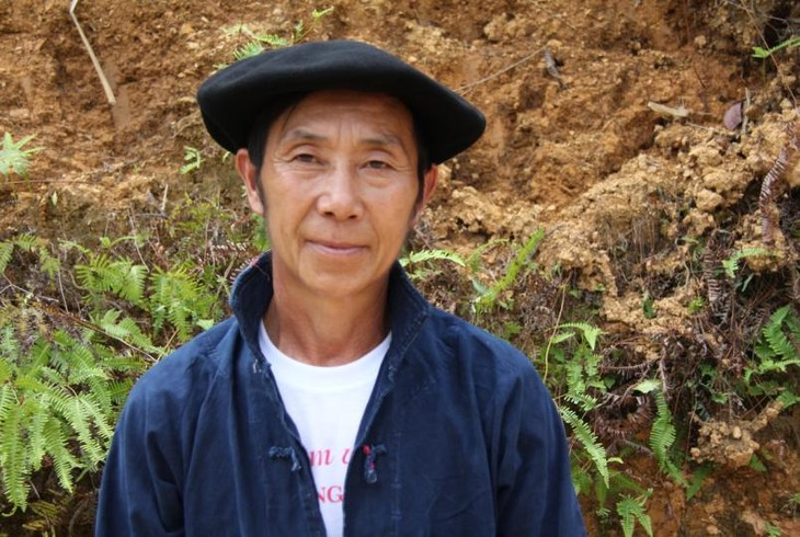 Староста селения делает все ради местных жителей - ảnh 1
