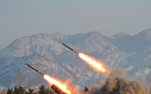 КНДР подтверждает свое право на запуск баллистических ракет - ảnh 1
