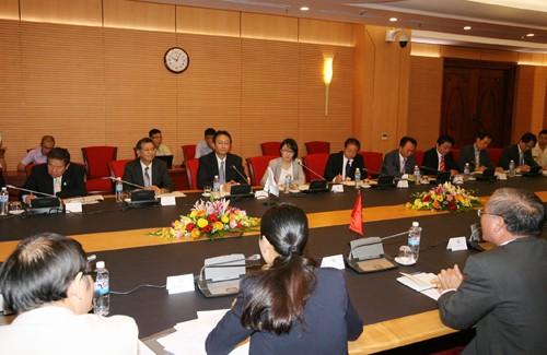 Япония высоко оценила усилия Вьетнама по урегулированию ситуации в Восточном море - ảnh 1